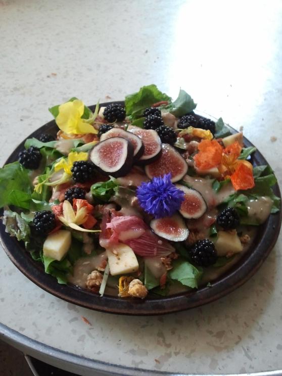 My beautiful salad