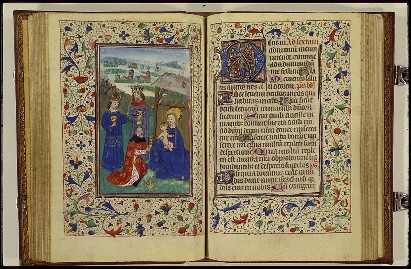 Image result for handwritten bible medieval