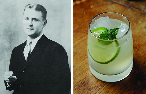fitz gin rickey