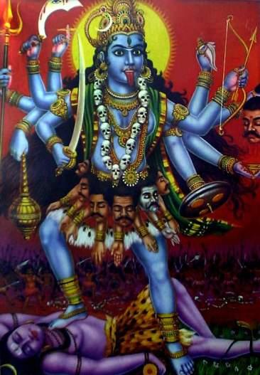 Hindu-kali