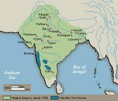 mughals and marathas 1700